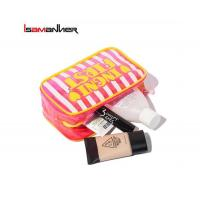 Buy cheap School Bags Wholesale girl clear plastic makeup bag from wholesalers