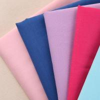 Buy cheap High quality custom dyed plain shirting polyester cotton textile fabric from wholesalers