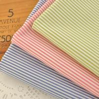 Buy cheap Supply tc textile sample poplin stripe polyester and cotton shirt men fabric from wholesalers