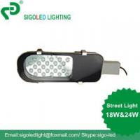 Buy cheap SIGOLED-18W High Power LED Country Side Soalr Road Light DC24V from wholesalers