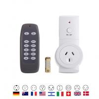 Wholesale Wireless plug Product NameK09-Switch Socket for AU plug from china suppliers
