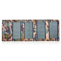8W BLUE SOLAR CHARGE PANEL