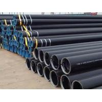 China Cheap steel pipe ERW steel tube chart m.s pipe q235 steel equivalent on sale