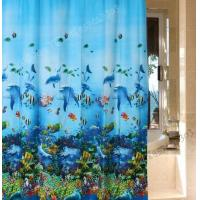 SHOWER CURTAIN PEVA LZ-1530