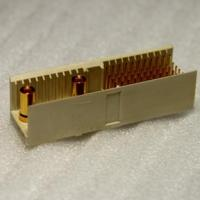 2mm second generation series M-type 77-pin with RF terminal straight solder male (CBBBBBC)
