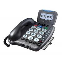 Wholesale Digital Amplified Telephone with Answering Machine, Talking Called ID & Talking Keys from china suppliers