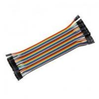 Wholesale 20cm Female to Female 40Pin Solderless Jumper Breadboard Wires from china suppliers