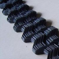 Buy cheap Plastic Coated Steel Wiggle Wire for Greenhouse Film Lock from wholesalers