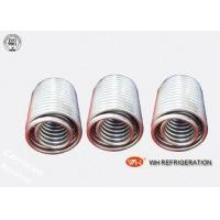 Wholesale Chiller Water Cooled Heat Exchanger Evaporator Coil For Carrier Air Conditioner from china suppliers