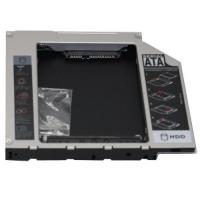 Wholesale Brand new 12.7mm SATA (ODD) to SATA (HDD) 2nd HDD enclosure(caddy) from china suppliers