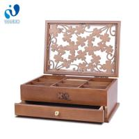 Wholesale Embossed Glass Face Antiqued Boxes from china suppliers