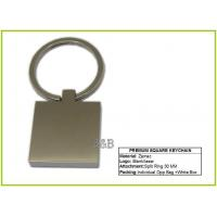 Wholesale Keychain Premium Square Keyring from china suppliers