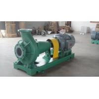 Wholesale IHF Fluorine plastic lining chemical centrifugal pump from china suppliers