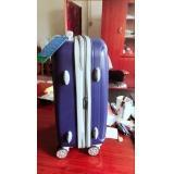 PP luggage PP Zipper Luggage SWY-005