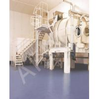Chemical corrosion floor system