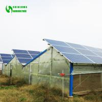 Commercial Solar Energy Greenhouse For Agriculture