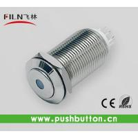 Wholesale Metal Push Button FL0-12 FLM12-J-D-11Z-L-4P from china suppliers