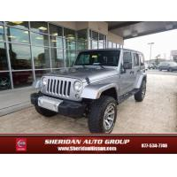 Wholesale 2014 Jeep Wrangler Unlimited Sahara SUV from china suppliers