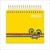 Wholesale Yellow Jotter Notebook 300 Sheets from china suppliers