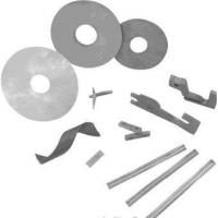 Cutter blade, textile fittings