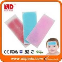 Wholesale Physically gel cooling patch for baby and adults Fever reducing from china suppliers