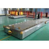 Wholesale AGV intelligent transport trolley from china suppliers