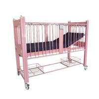 Wholesale Stainless Steel Baby Medical Hospital Bed from china suppliers