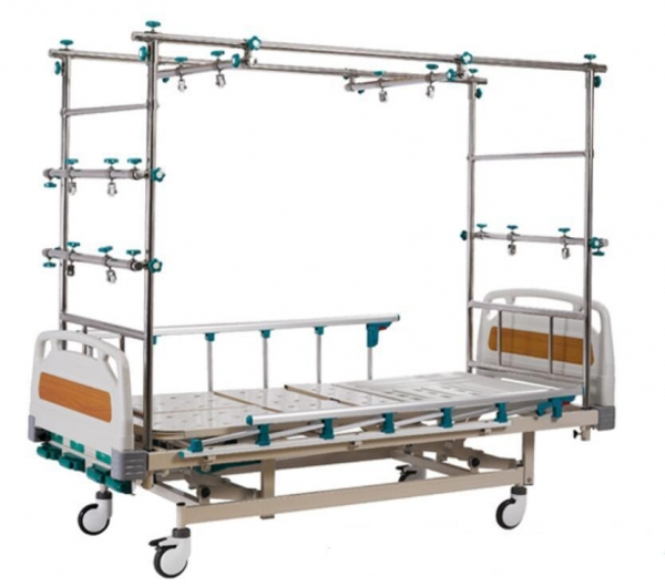 Quality 4 Function Manual Orthopedic Hospital Beds for sale