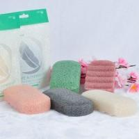 China Softcare all colors cleansing Konjac bath sponge for body cleansing on sale