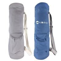 Wholesale High Quality Cotton Canvas Large Yoga Mat Bag from china suppliers