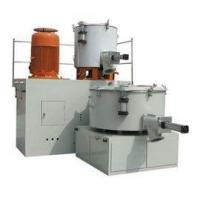 Stainless Steel Blade Twin Screw Mixer, 7.5 - 30kw Power Plastic Granules Mixer
