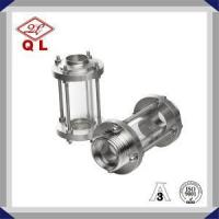 China Sanitary Stainless Steel Threaded Sight Glass on sale