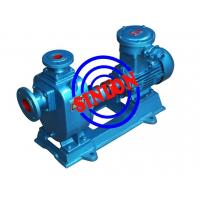ZW Type Self-priming Non-clogging Sewage Pump