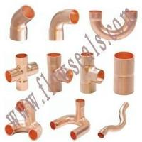 China COPPER FITTING FOR AIR CONDITIONER,REFRIGERATION AND PLUMBING on sale