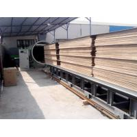 vacuum wood drying equipment