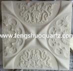 Stone wall panels/carved wall cladding 196