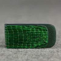 Wholesale Genuine Crocodile Belly Magnet Money Clip from china suppliers