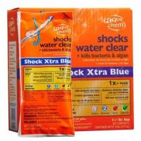 Wholesale Aqua Chem 5-Pack Shock Xtra Blue for Swimming Pools, 5 Pounds from china suppliers
