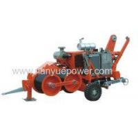 China 220kN Hydraulic Cable Puller cable pulling winch manufacturers on sale