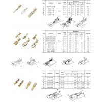 Wholesale ELRCTRICAL ACCESSORY OPEN BARREL TERMINALS (FEMALE & MALE) from china suppliers