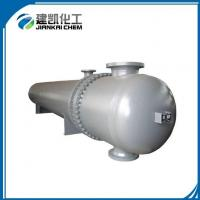 Wholesale Fixed Tube Sheet Threaded Pipe Disc and Doughnut Baffle Thermal Heat Exchangers and Boilers from china suppliers