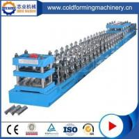 High Speed Guardrail Cold Roll Forming Machines