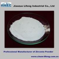 Wholesale Lifeng Yttrium Stabilized Zirconium Powder for Ceramic Structural Powder ZrO2 94.7% from china suppliers