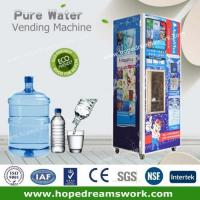 China Beautiful Design Water Vending Machine for Sale with CE Approved on sale
