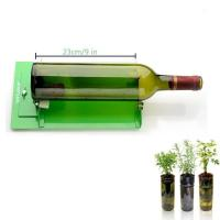 Wholesale AGPtek Long Glass Bottle Cutter Machine Cutting Tool For Wine Bottles, Suit for LONG Bottle (Green) from china suppliers