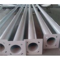 Wholesale HIG-EP-2 electric pole with paint coating from china suppliers