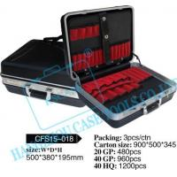 Wholesale Aluminum Tool Cases Product Name: CFS15-018 Product Numberhzsunny521 from china suppliers