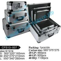 Aluminum Tool Cases Product Name: CFS13-007 Product Numberhzsunny521