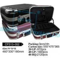 Aluminum Tool Cases Product Name: CFS13-052 Product Numberhzsunny521