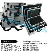 Wholesale Aluminum Tool Cases CFS14-009 from china suppliers